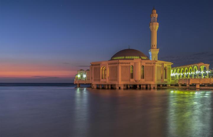 Mosque Jeddah